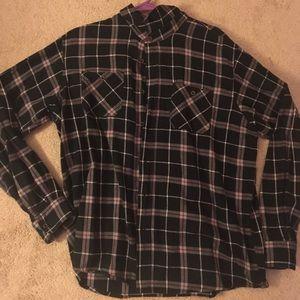 Men's wrangler flannel.